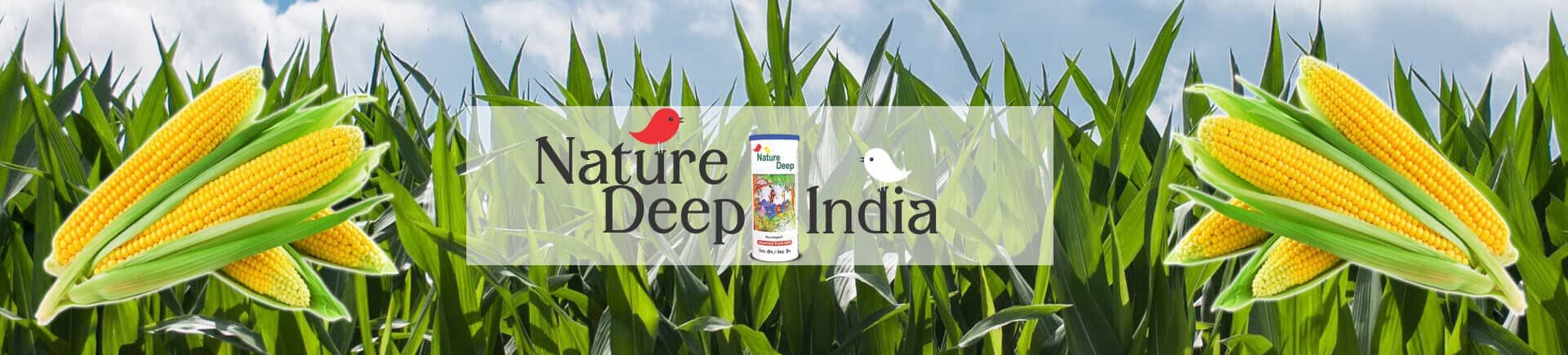 sumitomo naturedeep for corn crop desktop banner