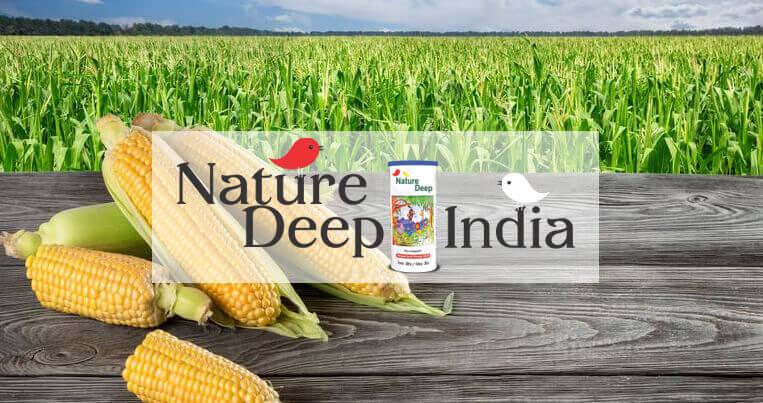 sumitomo naturedeep for corn crop mobile banner