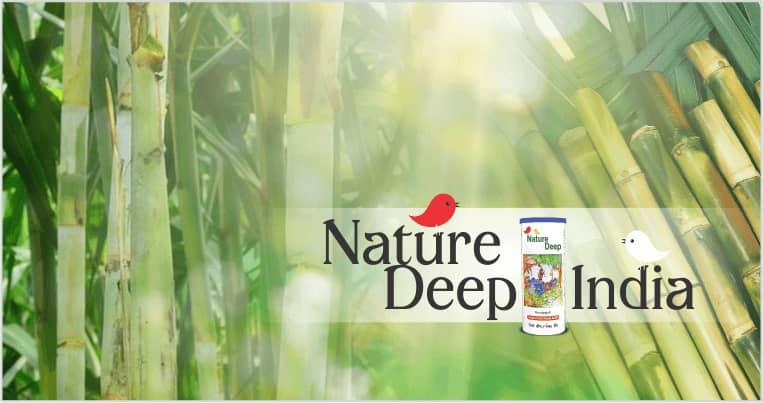 sumitomo naturedeep for sugarcane crop mobile banner