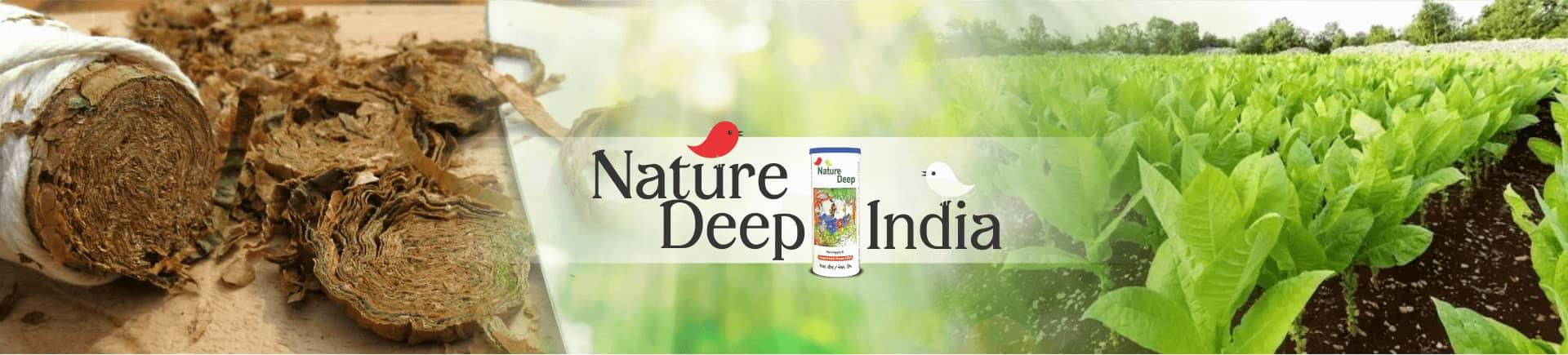 sumitomo naturedeep for tobacco crop desktop banner