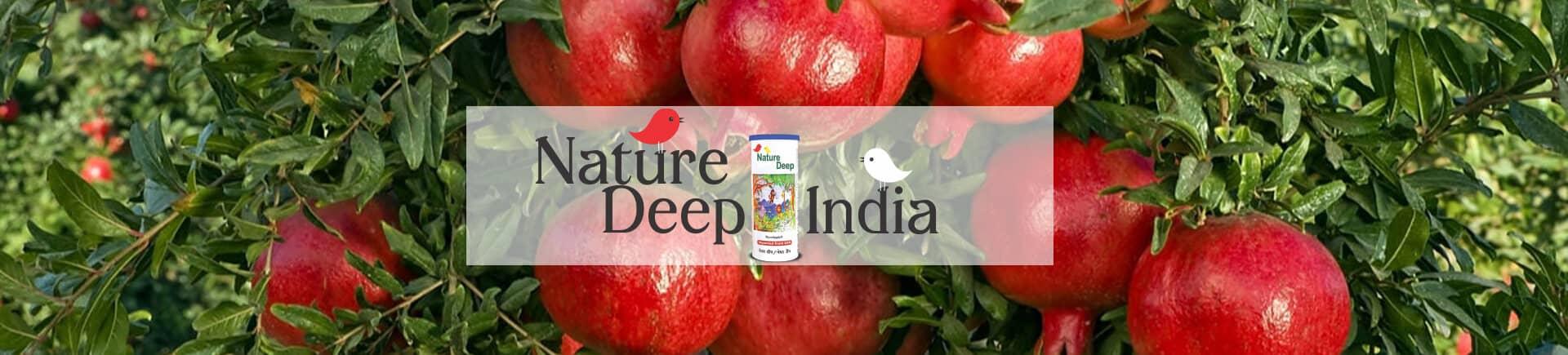 sumitomo naturedeep for pomogranate crop desktop banner