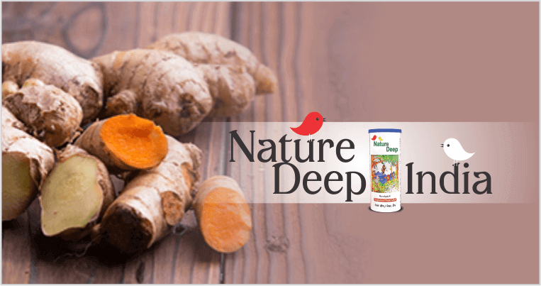 sumitomo naturedeep for ginger turmeric crop mobile banner