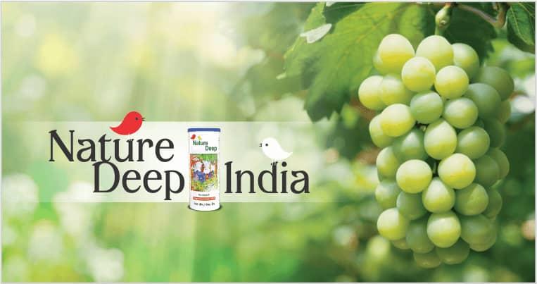 sumitomo naturedeep for grapes crop mobile banner