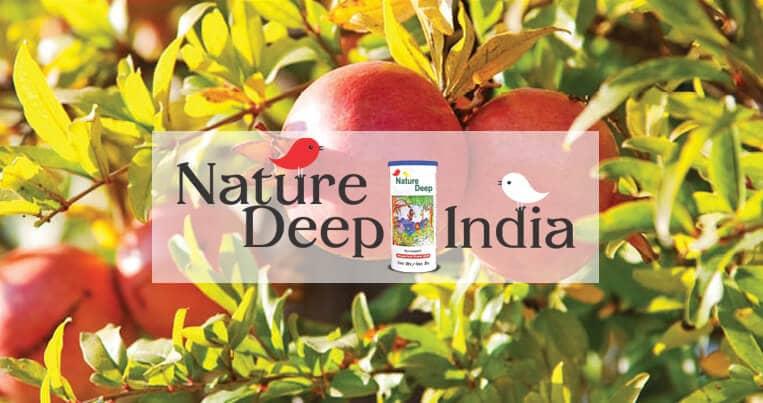 sumitomo naturedeep for pomogranate crop mobile banner