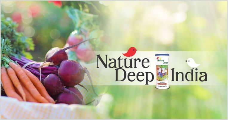 sumitomo naturedeep for vegetables crop mobile banner