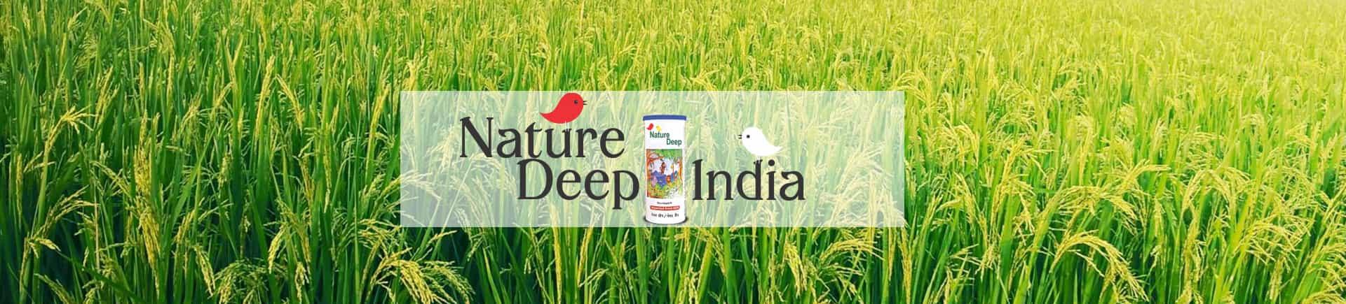 sumitomo naturedeep for paddy crop desktop banner