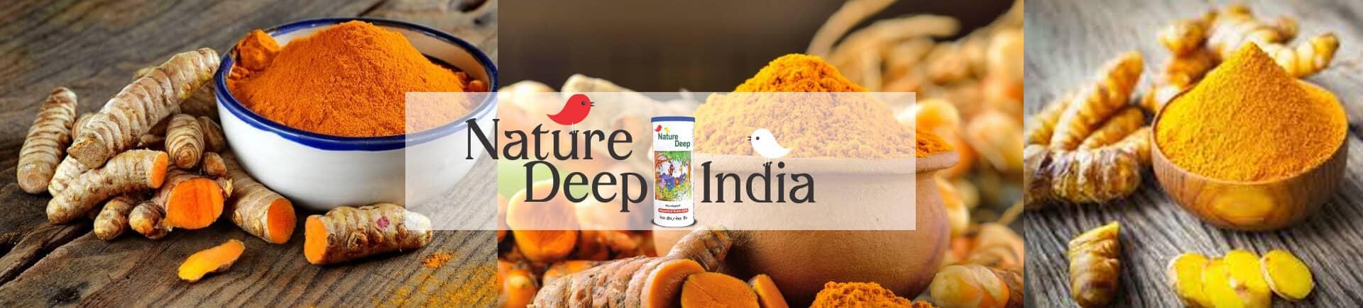 sumitomo naturedeep for turmeric crop desktop banner