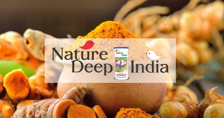 sumitomo naturedeep for turmeric crop mobile banner
