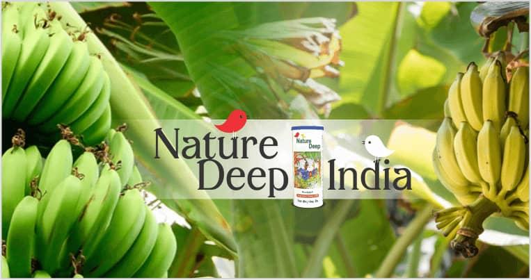 sumitomo naturedeep for banana crop mobile banner